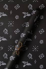 black wrapping paper the ultimate wrapping paper guide for the season knstrct