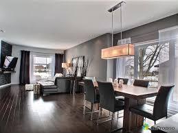 salon et cuisine aire ouverte dcoration salon salle manger aire ouverte maison idées