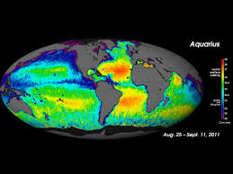 map of erth nasa s salt of the earth aquarius reveals map nasa
