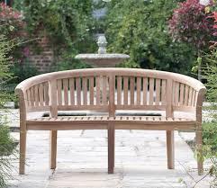 Outdoor Benche - wooden outdoor garden benches jo alexander
