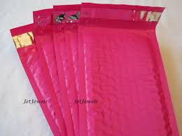 25 pink bubble mailer bubble mailers mailing envelope