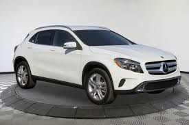 lexus auto mall fremont used one owner 2015 mercedes gla 4matic 4dr gla 250 fremont