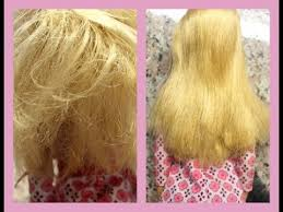 baby doll hair extensions how to fix frizzy doll hair