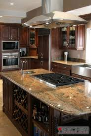 kitchen with stove in island kitchen with island cooktop contemporary san regard to household