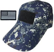 American Flag Camo Hat Amazon Com Ranger Return Tactical Military Digital Navy Blue Army