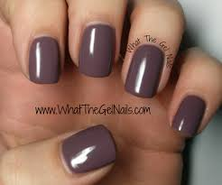 ibd gel nail colors for fall
