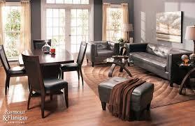 raymour and flanigan leather sofa bartolo collection