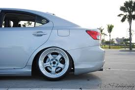 lexus is250 work wheels fl fs local 19