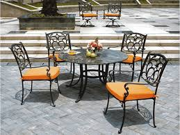 Paint For Metal Patio Furniture Painting Rusted Metal Outdoor Furniture Landscaping Gardening