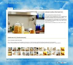 Home Design Templates Free 38 Best Website Designs You Must See Images On Pinterest Website