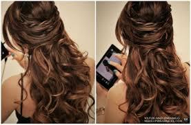 how amazingly cute easy hairstyles simple twist medium hair
