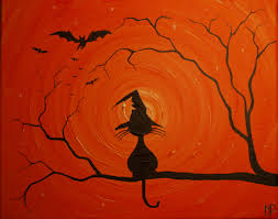 halloween paintings ideas 305 best diy canvas images on pinterest canvas ideas drawings