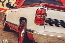 custom truck tail lights mallett performance cars fullsize throwback