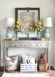 Diy Entry Table by Diy Sign For Fall Diy Signs Simple Diy And Fall Decor