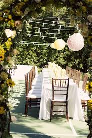 cheap outdoor wedding venues best 25 tennis court wedding ideas on cheap wedding