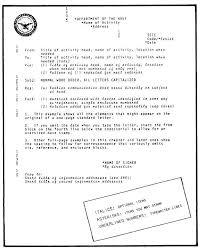 8 best images of navy correspondence letter format standard