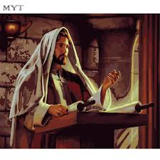 online get cheap jesus oil paintings aliexpress com alibaba group
