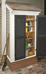 How To Build A Small Outdoor Shed by Best 25 Outdoor Storage Sheds Ideas On Pinterest Garden Storage