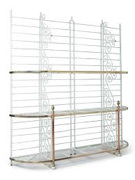 Iron Bakers Rack Christies Interiors August Highlights Christie U0027s