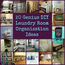20 genius diy laundry room organization ideas for life organizer