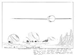 sketch of alien planet landscape description sketch of al u2026 flickr