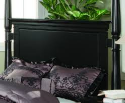 Black King Canopy Bed Manhattan King Canopy Bed In Black By Winners Only Home Gallery