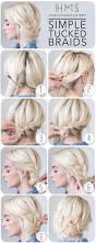 How To Do Easy Hairstyles Step By Step by 35 Stunning Hairstyles With Step By Step Tutorials Trend To Wear