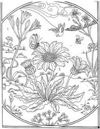 spring coloring pages coloring books spring