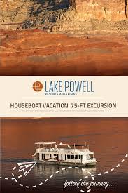excursion luxury houseboat rental lake powell resorts u0026 marinas