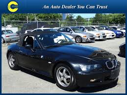 bmw convertible cars for sale 1998 bmw z3 roadster convertible for sale in vancouver bc canada