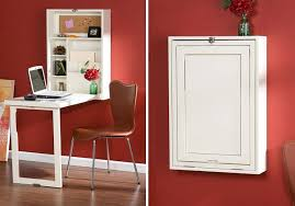 Small Desk Ideas Small Spaces Feng Shui Furniture Fold Out Convertible Desk Easy Storage Ideas