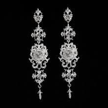 wedding earrings chandelier buy wedding earrings chandelier and get free shipping on