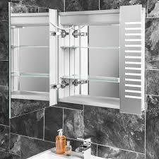 Led Illuminated Bathroom Mirror Cabinet by 20 Best Led Bathroom Mirror Cabinets Images On Pinterest