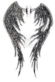small angel wings tattoo designs cool tattoos bonbaden