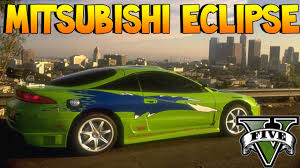 mitsubishi gta gta v mitsubishi eclipse filme the fast and the furious