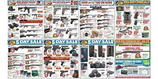 bass pro shops black friday 2017 ads and sales gun deals