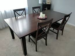Pier One Torrance  Dining Set EBay - Pier one dining room table