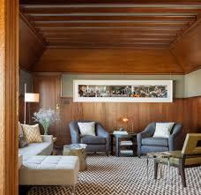 Living Room Standing Lamps Living Room Wooden Work On Wall Black Fiberglass Sweevel