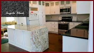 kelly cabinets aiken sc kitchen featuring different granite countertops and granite island