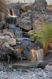 Rock Garden Waterfall 75 Relaxing Garden And Backyard Waterfalls Digsdigs