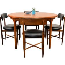 G Plan Dining Chair Mid Century Modern G Plan Dining Set By V B Wilkins 1960s