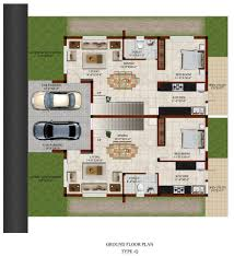 casa grande futura chennai discuss rate review comment floor twin villa ground floor plan type q jpg