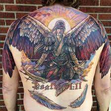 60 heartwarming christian tattoo designs and ideas back photos
