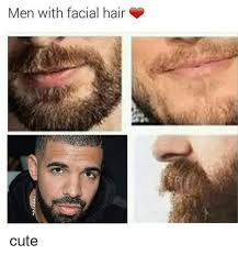Facial Hair Meme - men with facial hair cute blackpeopletwitter meme on me me