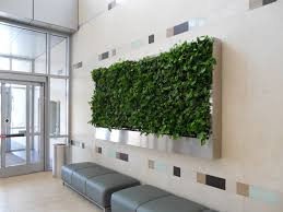 innovative movable indoor green wall design ideas as natural room