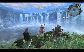 Xenoblade Chronicles Map Chronicles Wii Used