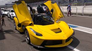 ferrari laferrari crash ferrari laferrari archives legendaryfinds