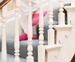 Banister Safety How To Baby Proof The Top Of The Banister How To