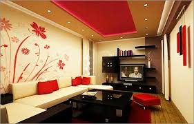 Beautiful Interior Design Paint Ideas For Walls Contemporary - Interior wall painting designs