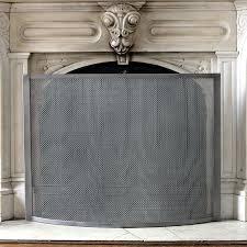 glass fireplace screens modern image perfect contemporary uk fire